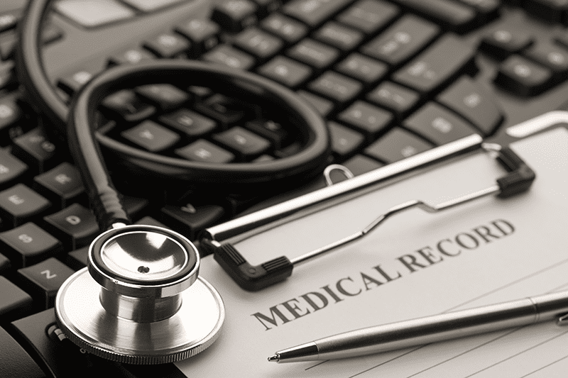 medical records personal injury