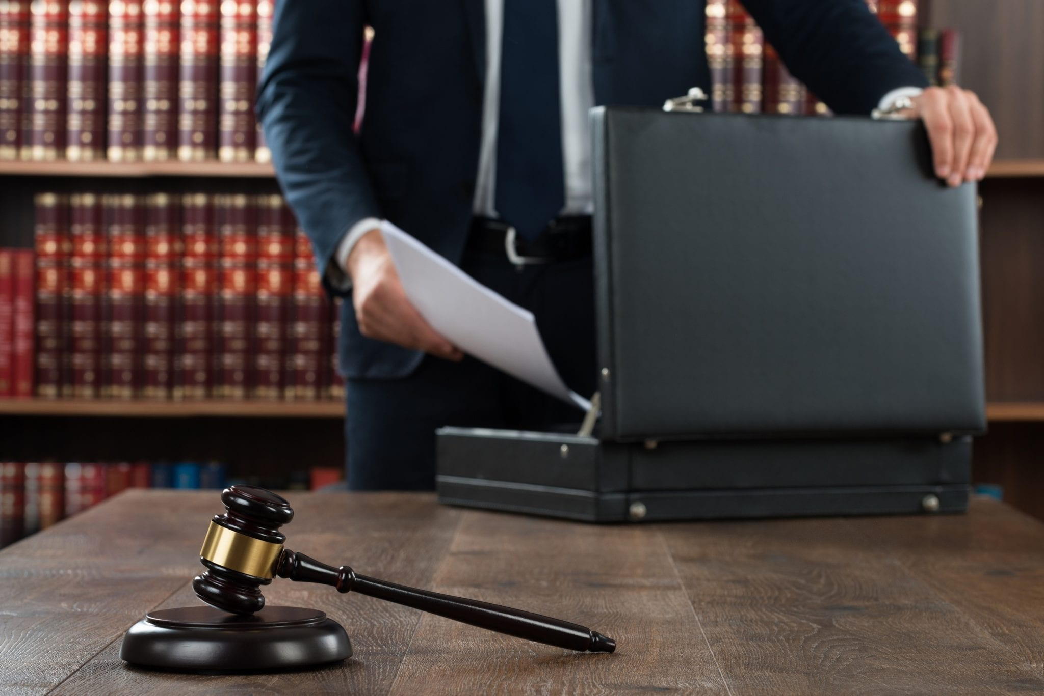 finding right lawyer case